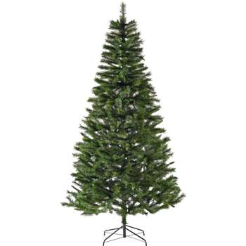 Argos Home - 8ft Northstar Mixed Christmas Tree - Green (H244 x W130 x D130cm)