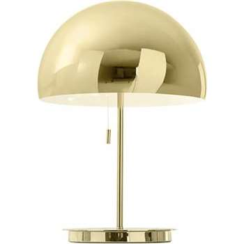 Collet Table Lamp, Brass (H41 x W30 x D30cm)