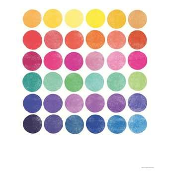Colourplay 6 Print by Garima Dhawan (H60 x W80cm)