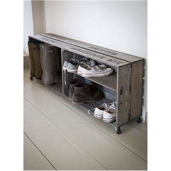 Colworth Welly Crate - Spruce (53 x 130cm)