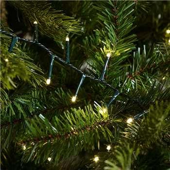 Compact Christmas Tree Lights with Flex – 750 Bulbs (Length 16m)