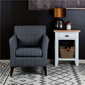 Compton Accent Chair (H85 x W74 x D78cm)