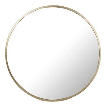 Constance Round Mirror (Diameter 100cm)
