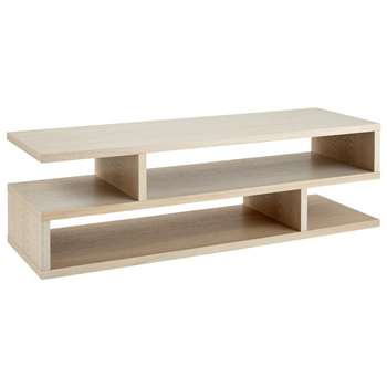 Content by Terence Conran Balance Coffee Table, Limed Oak (Width 120cm)