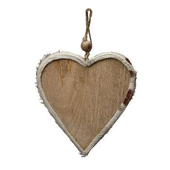Corazon Decoration (H13 x W13 x D2cm)