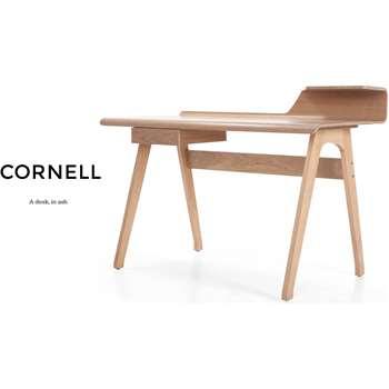 Cornell Desk, Ash (73 x 125cm)