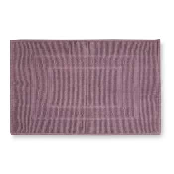 Cotton Bath Mat Grape (H50 x W80cm)