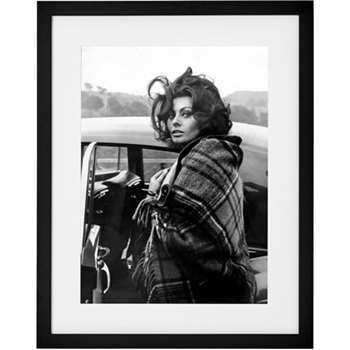 Crumlin, 1965 Sophia Loren, Print (50 x 40cm)