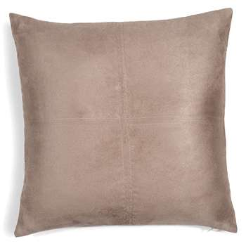 Cushion in grey beige 40 x 40cm SWEDINE