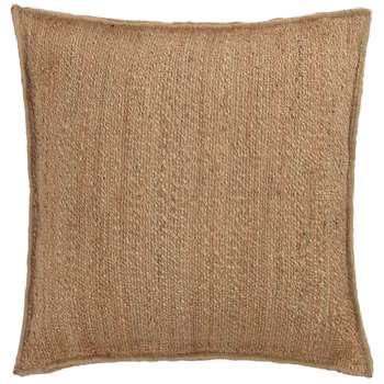 Silani Floor Cushion, Natural (H80 x W80cm)