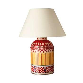 Damavand Lamp - Multi (37 x 23cm)