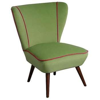 Daphne Chair - Emerald Green (84 x 72cm)