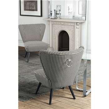 Daphne Retro Occasional Chair (84 x 72cm)