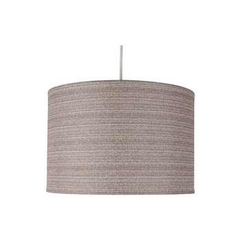 Dawson Pendant Light Shade Sand (H20 x W30 x D30cm)