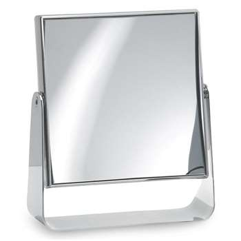 Decor Walther - SPT 67 Cosmetic Mirror - Chrome - 7x Magnification (19 x 16.5cm)