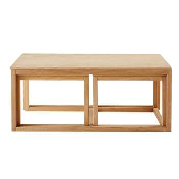 DEDALE Nest of Tables (50 x 120cm)
