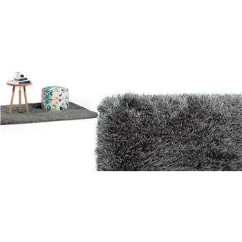 Dexter Rug, Dark Grey (120 x 170cm)