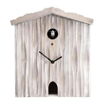 Diamantini & Domeniconi - Capanna Wall Clock (H28 x W25 x D12cm)