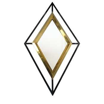 Nicola Falcone Diamond Mirror (120 x 80cm)
