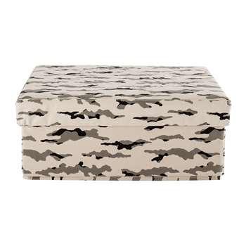 Diesel Living with Seletti - Foldable Fabric Storage Box (H31 x W47cm)