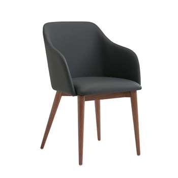 Dip dining chair grey (80 x 52cm)