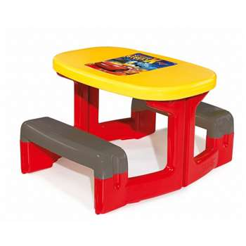 Disney Cars Picnic Table