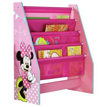 Disney Minnie Mouse Sling Bookcase (H60 x W51 x D23cm)