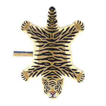 Doing Goods - Drowsy Tiger Rug - Brown - Small (H92 x W63 x D2cm)