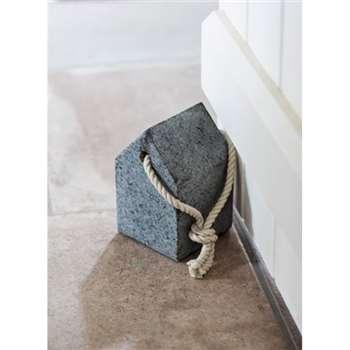 Door Stop - Granite (14 x 9cm)