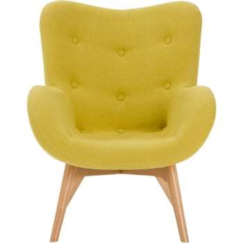 Doris Accent Chair, Shetland Moss (89 x 74cm)