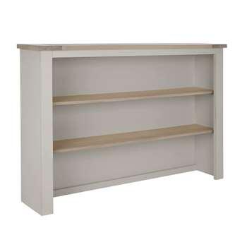 Dorset Pale French Grey Dresser Top (103 x 150cm)