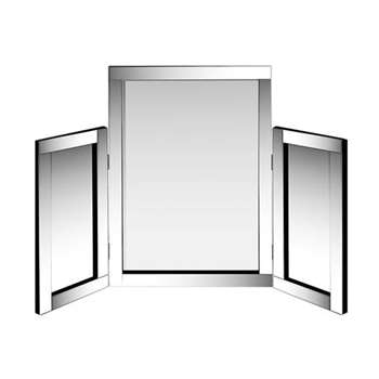 Dressing Table Mirror (H54 x W78cm)