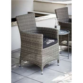 Driffield Chair - All-weather Rattan (89 x 62cm)