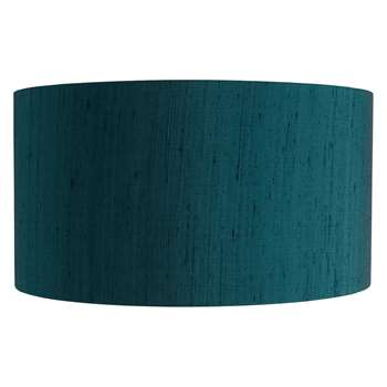 Drum Silk Ink Silk Lampshade (H24 x W45 x D45cm)