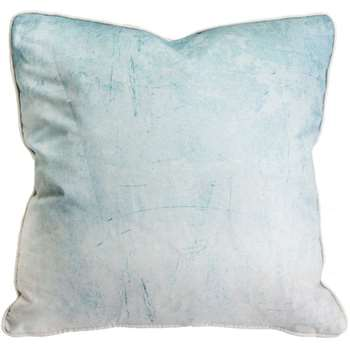 Duck Egg Ombre Cushion (H50 x W50cm)