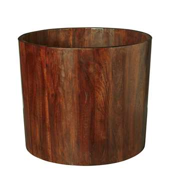 Dufton Planter, Large - Natural (28 x 35cm)