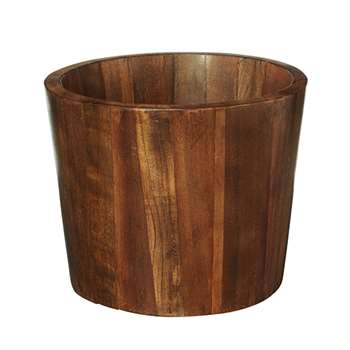 Dufton Planter, Small - Natural (19 x 25cm)