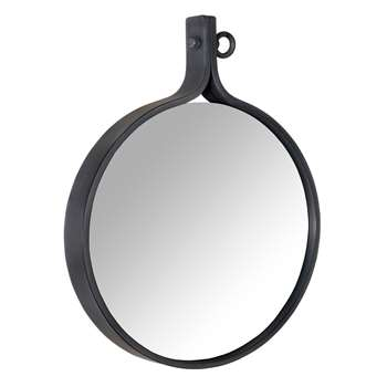 Dutchbone Attractif Wall Mirror - Small (H53 x W41 x D4cm)