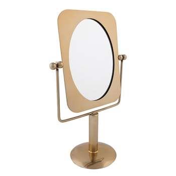 Dutchbone Pris Vanity Mirror (39.5 x 23.5cm)