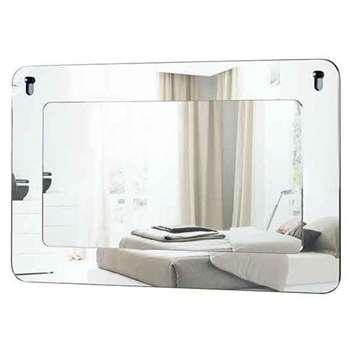 Echo Rectangular Mirror - Medium (75 x 120cm)