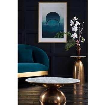 Eclipse Coffee Table (H90 x W35 x D35cm)