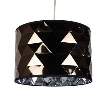 Edit Pendant Light Shade Bronze (H20 x W30 x D30cm)