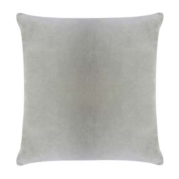 Editions Velvet Steel Cushion (H45 x W45cm)