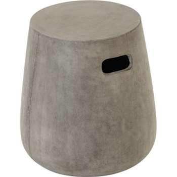 Edson Stool, Cement (41 x 37cm)