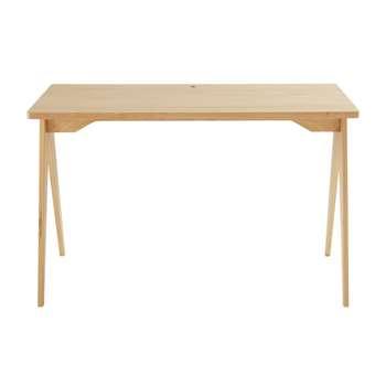 EKO PRO - Professional Quality Oak Desk (H77 x W120 x D60cm)