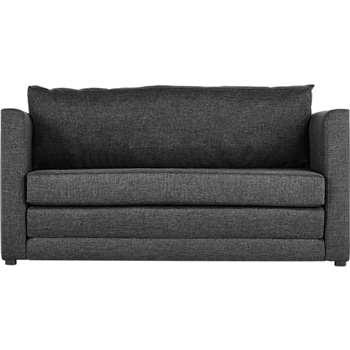 Eli Sofa Bed, Cygnet Grey (75 x 142cm)