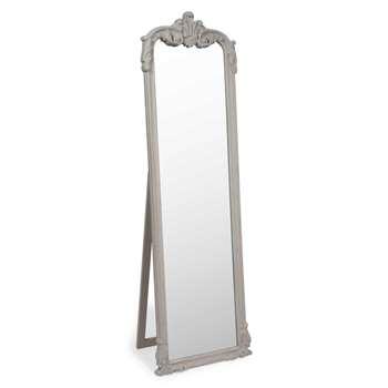 ELINA - Beige mirror (H178 x W54cm)