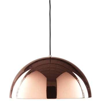ELISEA - Copper Metal Pendant (H25.5 x W50 x D50cm)