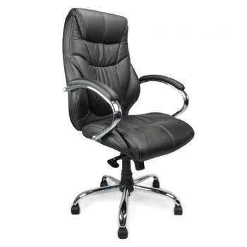 Eliza Tinsley High Back Executive Chair Black