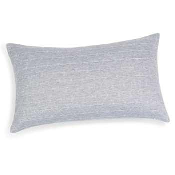 ELUA blue/grey cushion (30 x 50cm)
